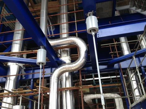 Stainless steel pipe engineerin